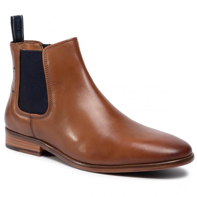 Ankle Boots SALAMANDER Ventino 31 57801 07 Tan