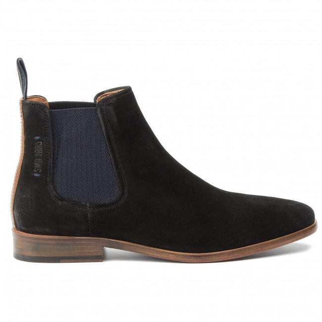 Ankle Boots SALAMANDER Ventino 31 57801 11 BlackTan