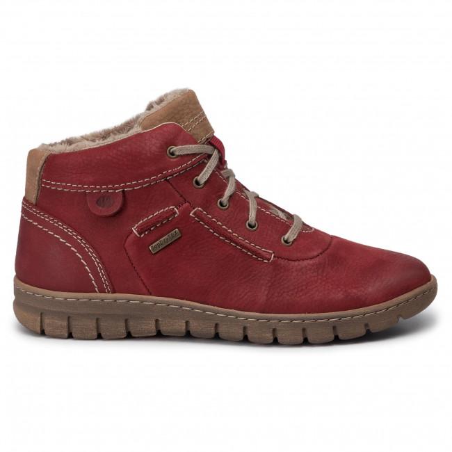 Boots JOSEF SEIBEL Steffi 53 93153 VL796 460 Carmin