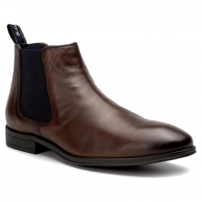 best authentic c835b 6fd4c Ankle Boots S.OLIVER - 5-15300-33 Cognac 305