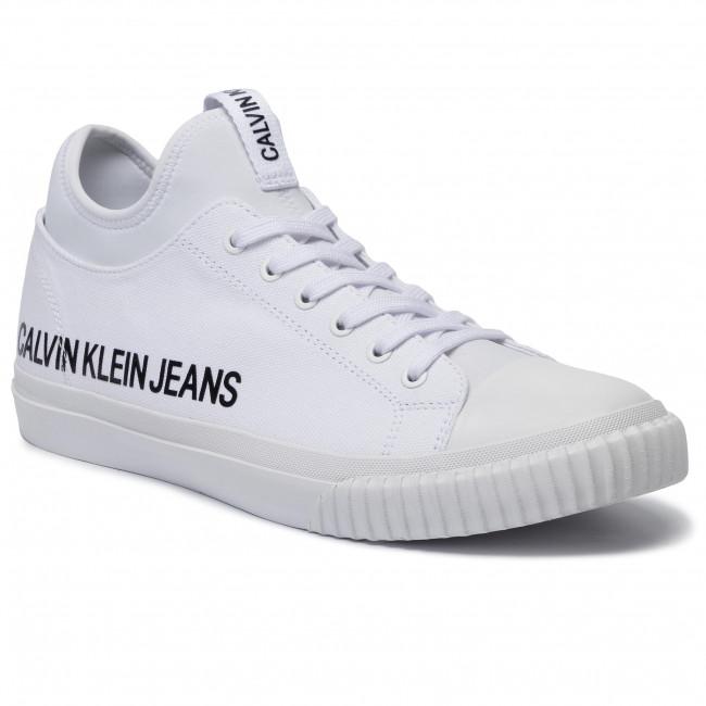 Sneakers CALVIN KLEIN JEANS Icarus B4S0114 White