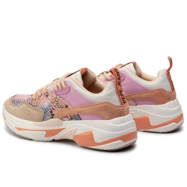 Sneakers PEPE JEANS Sinyu Print PLS30838 Bare 848