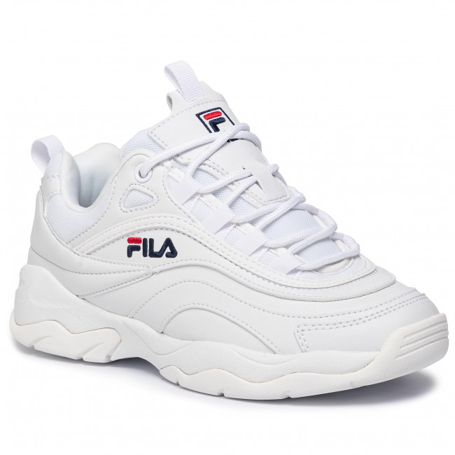 Sneakers FILA - Ray Low 1010562.1FG White