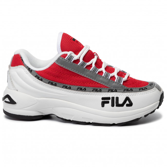 Sneakers FILA Dstr97 1010597.02A WhiteFila Red