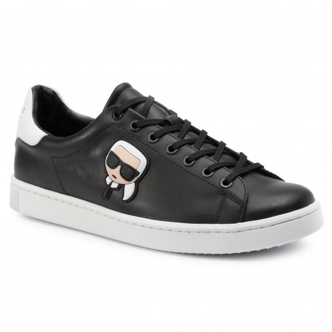 Sneakers KARL LAGERFELD - KL51209 Black Lthr