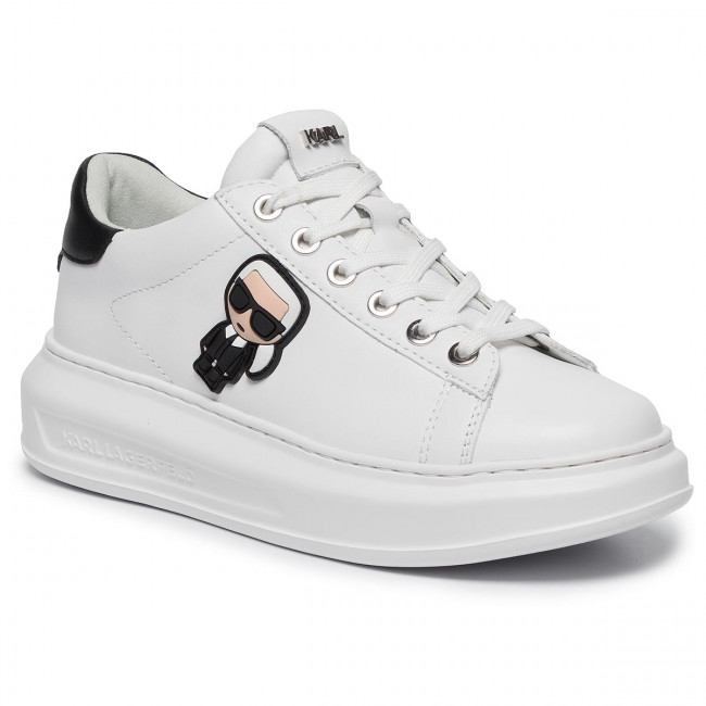 Sneakers KARL LAGERFELD - KL62530 White