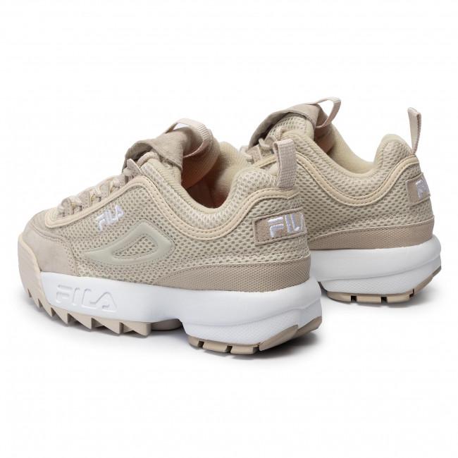 Sneakers FILA Disruptor Mm Low Wmn 1010607.00Y Antique White