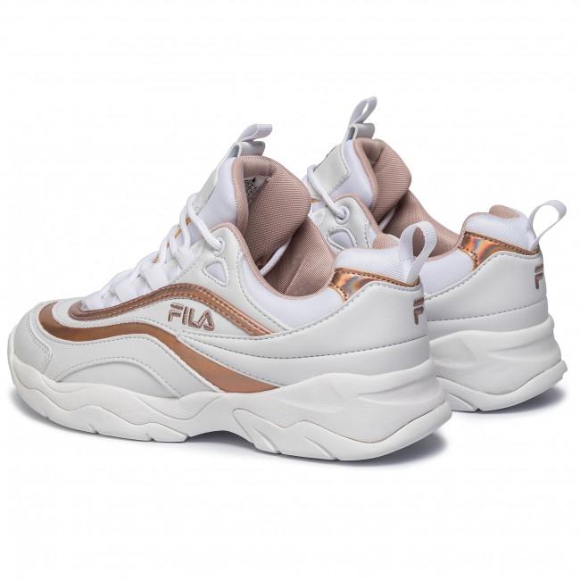 Sneakers FILA Ray M Low 1010763.91R WhiteRose Smoke