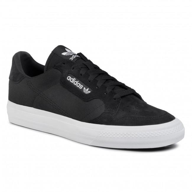 Shoes adidas - Continental Vulc FU9471 Cblack/Cblack/Ftwwht