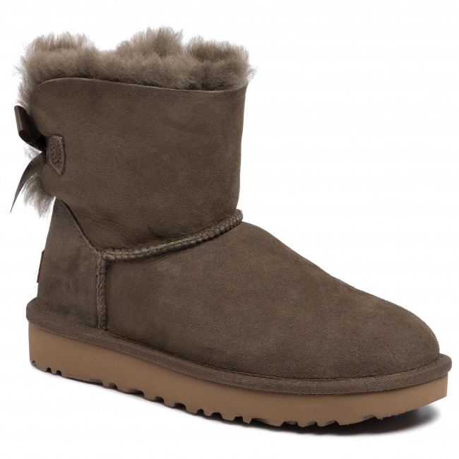 Shoes UGG - W Mini Bailey Bow II 1016501 ESPRY