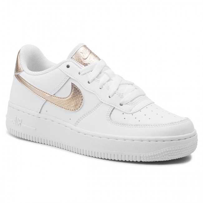 Shoes NIKE Air Force 1 Ep (Gs) AV5047 100 WhiteBlur