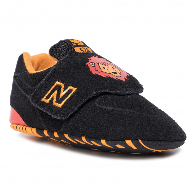 Sneakers NEW BALANCE - CC574ZOL Black