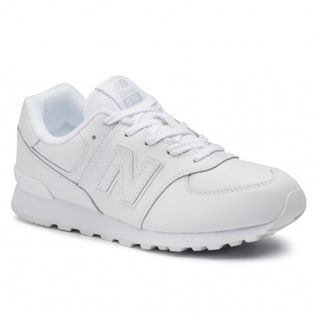 Sneakers NEW BALANCE GC574ERM White