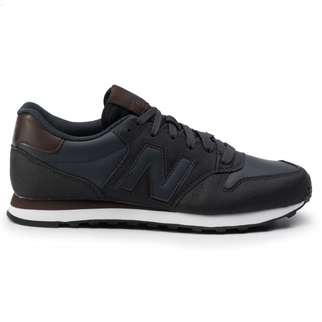 Trainers NEW BALANCE - GM500NVB Granatowy 1 - Sneakers - Low shoes ...