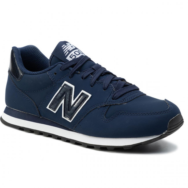 all navy blue new balance