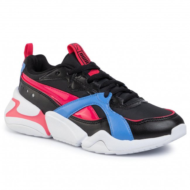 Sneakers PUMA - Nova 2 Shift 2 Wn's 371063 01 Puma Black/Nrgy Rose