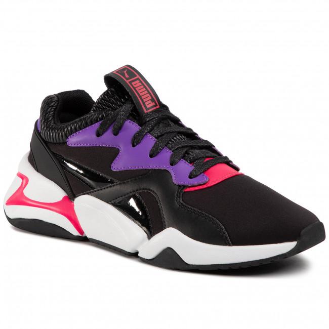 Sneakers PUMA Nova Sci Fi Wn's 36991802 02 Puma BlackPurple Glimmer