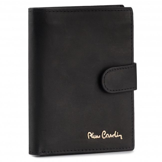 Large Men's Wallet PIERRE CARDIN - Tilak28 326A Black