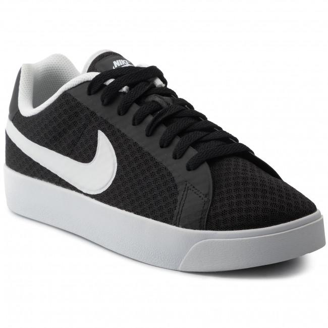 Shoes NIKE - Court Royale Lw Txt 833273 010 Black/White