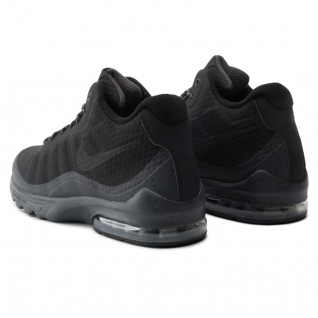 Details about Men's Nike Air Max Invigor Mid BlackBlack Anthracite Boot 858654 004