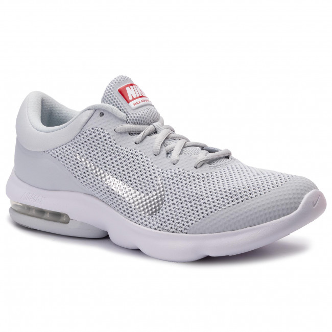 Shoes NIKE Air Max Advantage 908981 006 Pure PlatinumWhiteWolf Grey