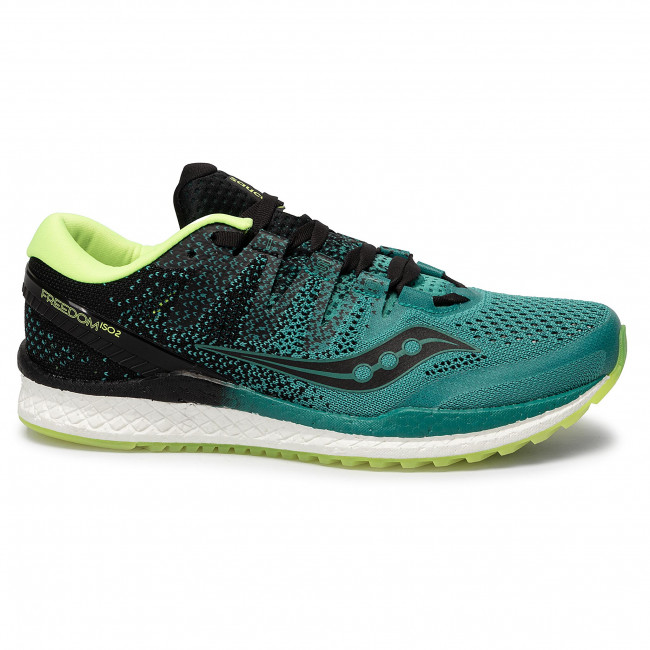 zapatos saucony freedom iso 2 s20440 37 teal br2af5e95
