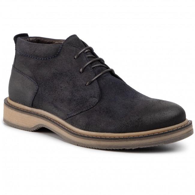 Boots GINO ROSSI - Grafit MTU126-299-5700-5400-0 95
