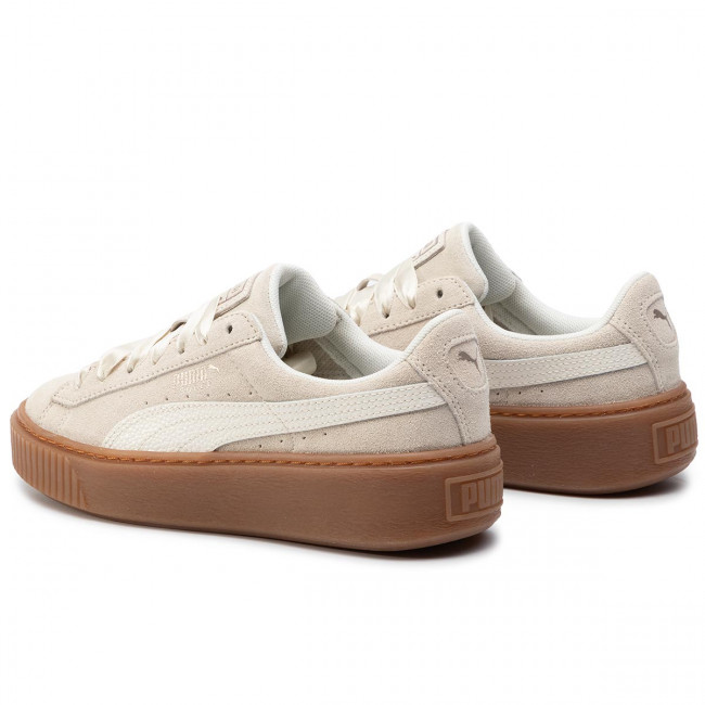 detailed look 55ed7 59cb1 Sneakers PUMA - Suede Platform Bubble Wn's 366439 02 Marshmallow