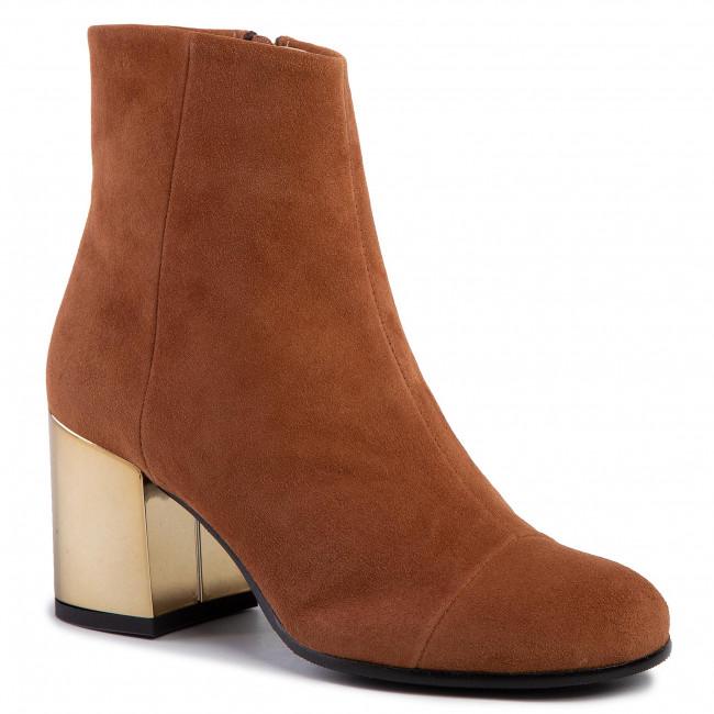 Boots BALDOWSKI - W00531-4264-010 Zamsz Rudy 110