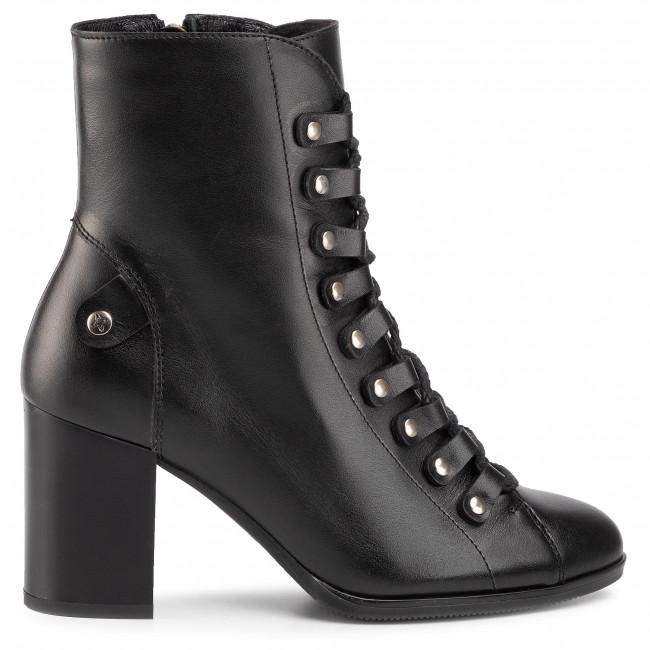 3 Czarny High boots 04278 Boots Boots MACIEJKA 0100 4RA5jL