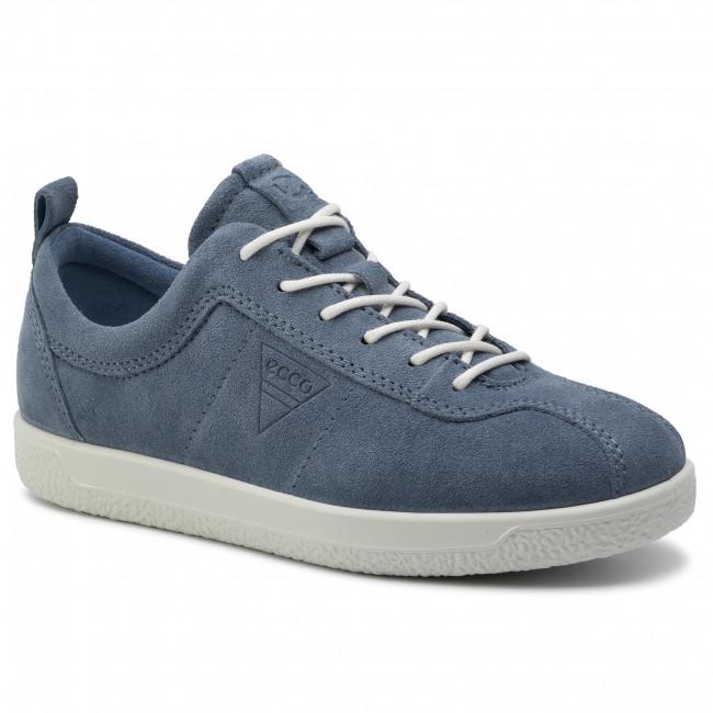 Sneakers ECCO - Soft 1 W 40050305471 Retro Blue