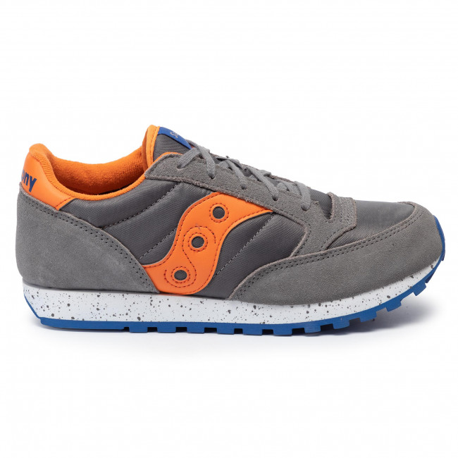 info for c71a8 c9e4c Sneakers SAUCONY - Jazz Original SK261576 Grey/Orange/Blue