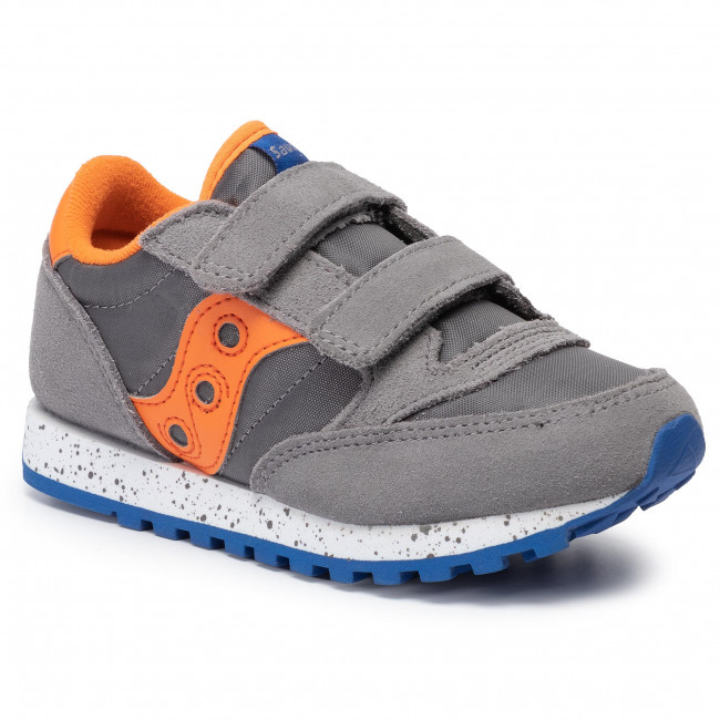hot sales c55b9 7c2c2 Sneakers SAUCONY - Jazz Double Hl SK261590 Grey/Orange/Blue