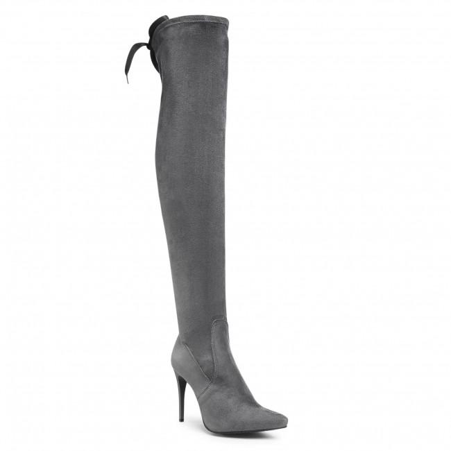 Over-Knee Boots OLEKSY - 2793/E78/000/000/000 Grey