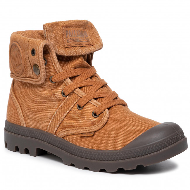 Hiking Boots PALLADIUM Pallabrouse Baggy 02478 251 M Cathay Spice