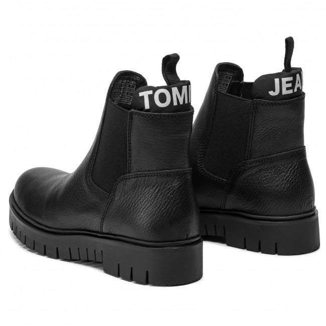 Tommy Hilfiger Padded Tongue Chelsea Boot (EN0EN00620