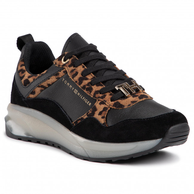 Sneakers TOMMY HILFIGER - Leo Print