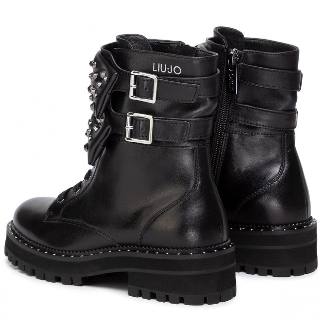 Ellos Larry Belmont bulto  Boots LIU JO - Pink 104 Bikers S69053 P0102 Alt Black 01038 - Boots - High  boots and others - Women's shoes | efootwear.eu