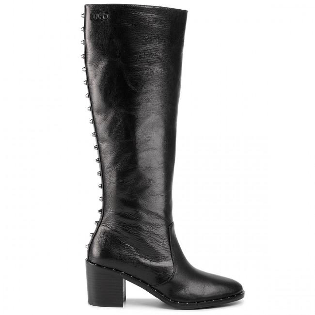 genéticamente Normalmente ganador  Knee High Boots LIU JO - Olivia 6 S69095 P0062 Black 22222 - Jackboots -  High boots and others - Women's shoes | efootwear.eu