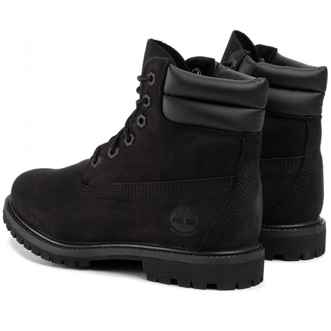 Hiking Boots TIMBERLAND Waterville 6 In Waterproof Boot TB0A15QY0011 Black Nubuck