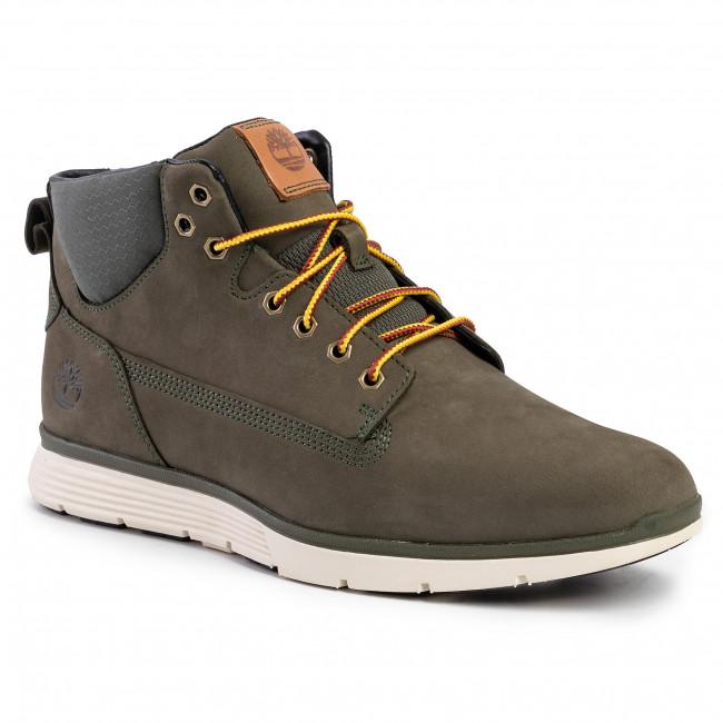 Boots TIMBERLAND Killington Chukka TB0A10EDA58 Dark Green Nubuck