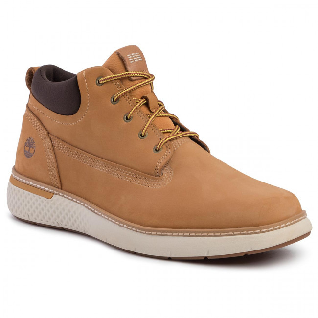 Boots TIMBERLAND Cross Mark Chukka TB0A1TR8231 Wheat Nubuck
