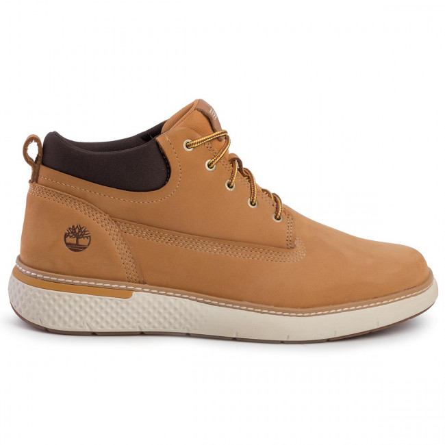 Boots TIMBERLAND Cross Mark Chukka TB0A1TR8231 Wheat Nubuck