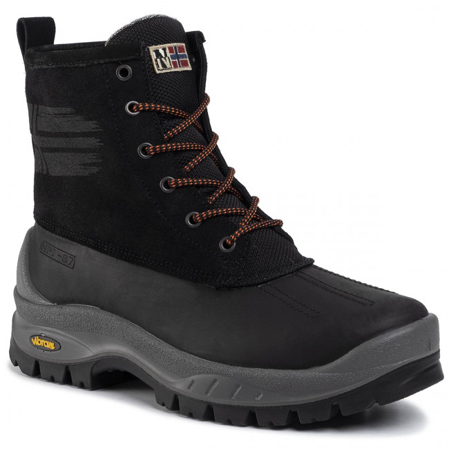 Trekker Boots NAPAPIJRI - Prezzo 9FPEAK01 Oil Black 041