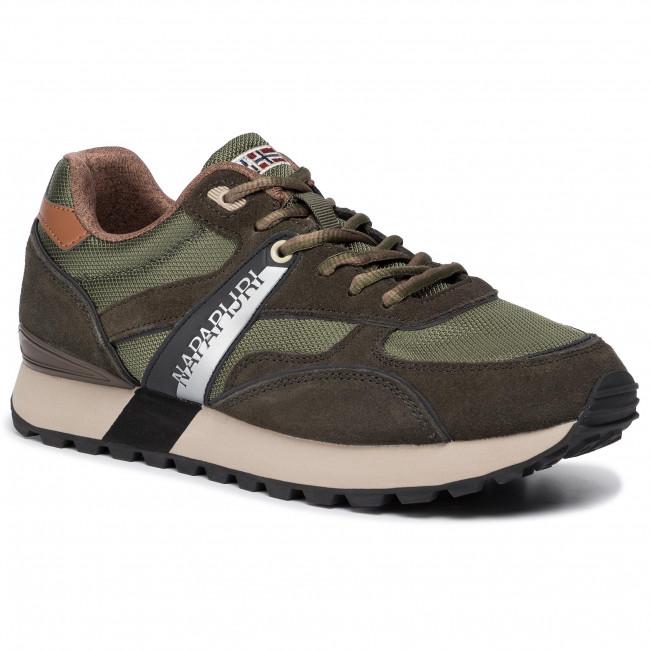 Sneakers NAPAPIJRI Rise NA4DXG Green Forest 2 GE3