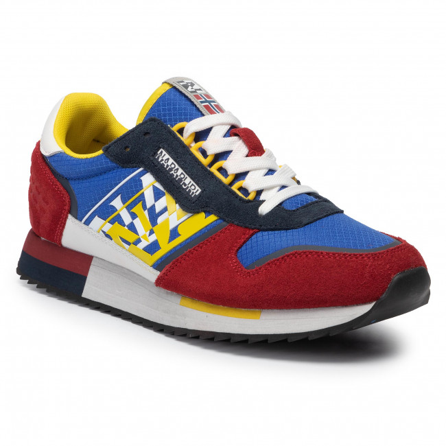 Sneakers NAPAPIJRI Fvirtus NA4DWFH RoyalRed Mult 901