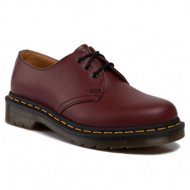 Shoes DR. MARTENS - 1461 11838600 Cheery Red/Smooth