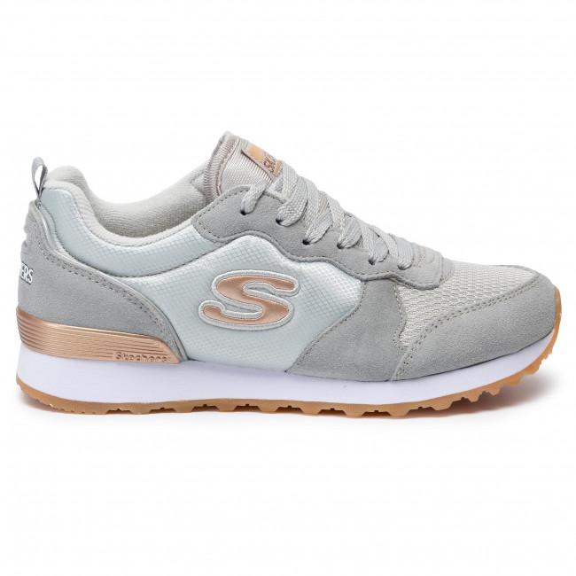 dos semanas radio cubrir  Sneakers SKECHERS - Goldn Gurl 111/LTGY Light Gray - Sneakers - Low shoes -  Women's shoes | efootwear.eu
