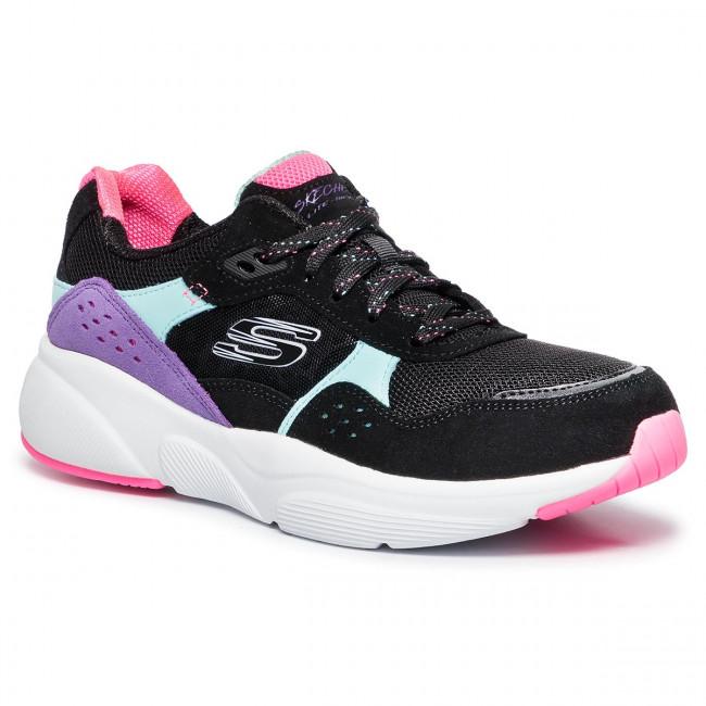 Shoes SKECHERS - No Worries 13020/BKMT
