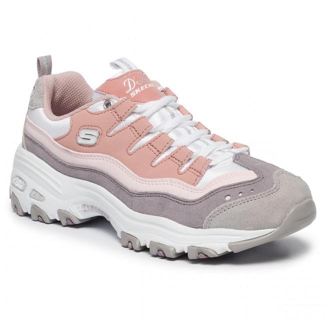 skechers purple sneakers